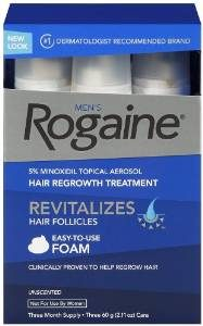 Top 10 Best Selling Hair Regrowth Treatments For Men Reviews 2018