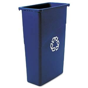 Rubbermaid's FG354075BLUE Container with Handles
