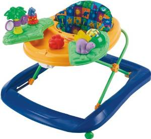 Safety 1st's Discovery Sounds 'n Lights Walker