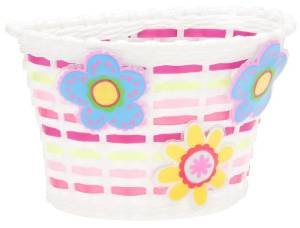 Schwinn's Lighted Bicycle Basket for Girls