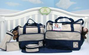SoHo's Diaper bag plus changing pad