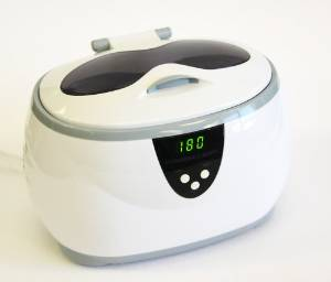 Sonic Wave's Digital Ultrasonic Jewellery Cleaner