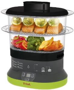 T-fal's Balanced Living VC1338 Food Steamer