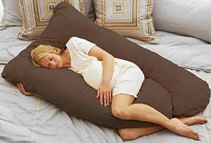 Today's Mom Pregnancy Cozy Comfort Pillow