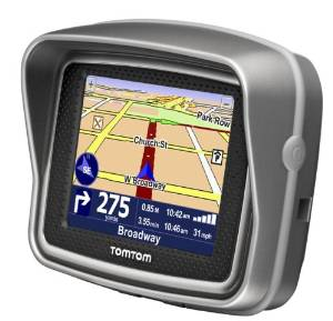 Tom Rider 2 Motorcycle Scooter GPS Navigator