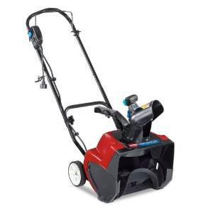 Toro's 15-Inch 38371 Power Curve Snow Blower