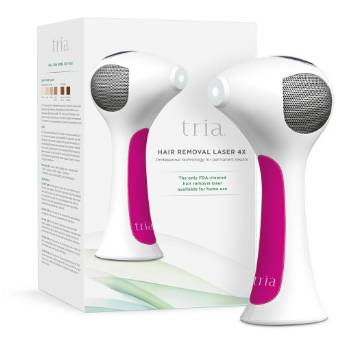 Tria's Laser 4X Hair Removal