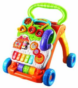 VTech's Learning Walker Sit-To-Side