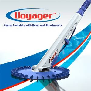 Voyager's Suction Side Vacuum Cleaner, Advanced