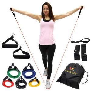 Wacces Resistance Band Set