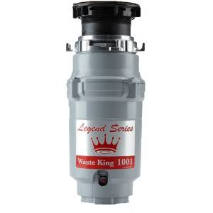 Waste King's 1 2 HP Legend Series L-1001 Garbage Disposer