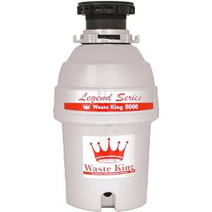 Waste King's L-8000 Garbage Disposal