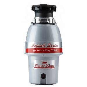 Waste King's Legend Series L-2600 Garbage Disposal