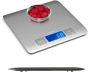 Zenith's Kitchen Digital Food Scale