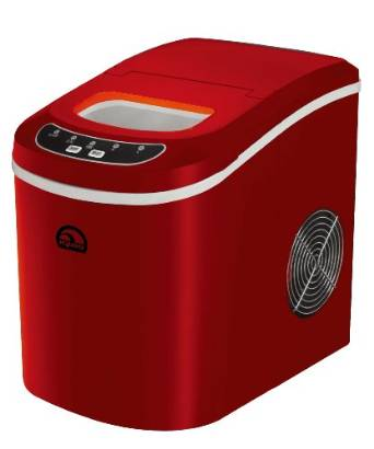 iGloo's Ice Cream Making Appliance Red Ice102