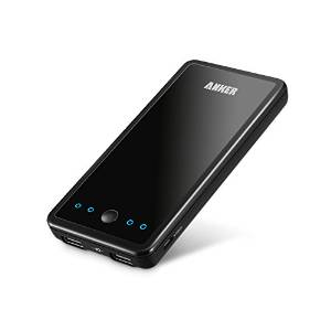 Anker Ultra Compact Astro E3 Portable External Battery Charger Power Bank
