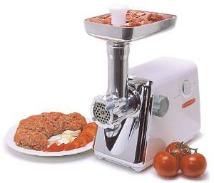 Back to Basics Electric Meat Grinder Pro 4500