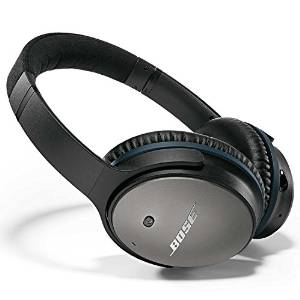 Bose QuietComfort 25 in black color