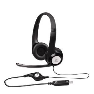 ClearChat Comfort USB Headset H390 by Logitech