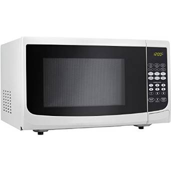 Danby 0.7 cu. ft. Countertop Microwave, White