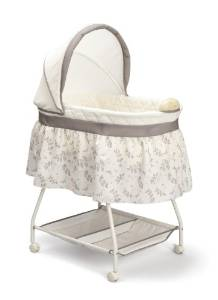Delta Children Falling Leaves Sweet Beginnings Products Bassinet