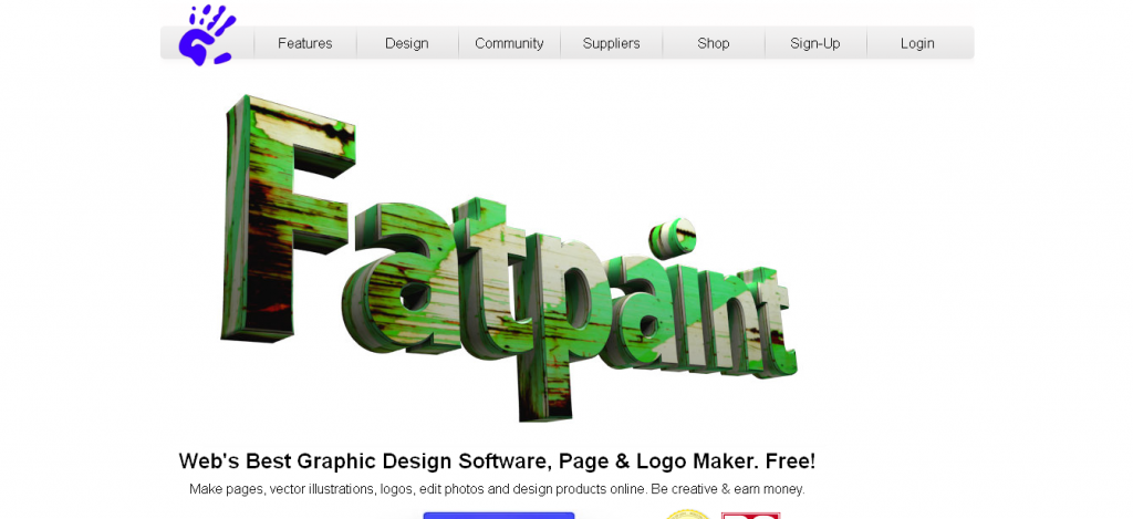 Free Graphic Design Software - Logo Maker Online - Photo Editor - Best Page Creator Draw Program