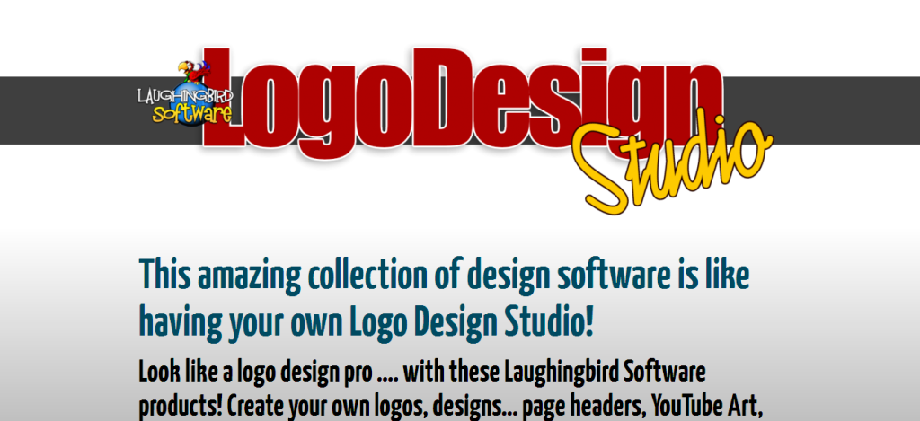 Logo Design Studio - Software to help you Create Beautiful Graphics