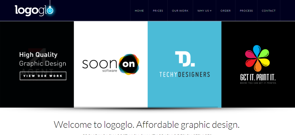 Logoglo I Affordable Graphic design I Low cost Logo designs