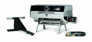 The Camco 57305 Stainless Steel Portable Grill