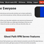 GhostPath Review: Best VPN Service For Online Privacy Protection