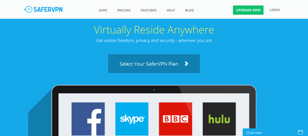 Simple and Secure VPN Worldwide I SaferVPN