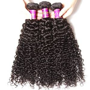 Brazilian Curly Virgin Hair Weave