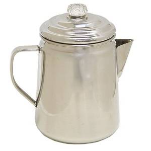 Coleman Stainless Steel 12 Cup Percolator