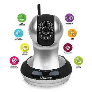 Fujikam FI-361 Video Monitoring, Wifi, , Surveillance, HD, security camera