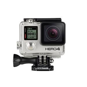 GoPro HERO4 4K Action BLACK Camera