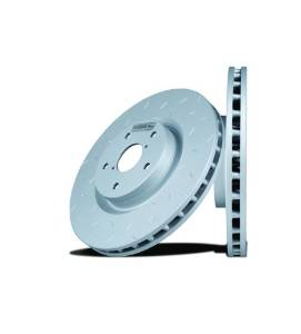 Hawk Performance Quiet Slot HUS732 Brake Rotor