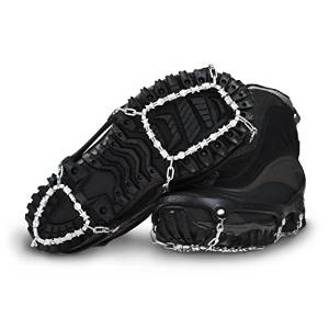 ICETrekkers Diamond-Grip Traction Cleats