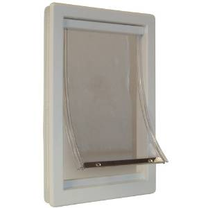 Ideal Original Pet Products Pet Door and Telescoping Frame