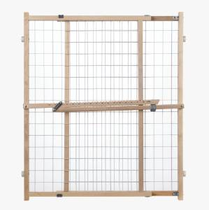 North States Supergate Wire Mesh Extra Wide Gate