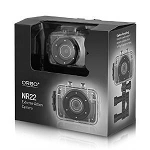 Orbo NR22 Sports Action Extreme HD Camera Digital Video 4x Zoom Camcorder