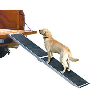 Rage PowerSports Portable Lightweight Aluminum Folding Pet Ramp