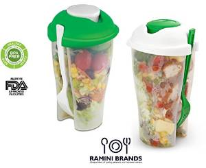 Ramini Brands Fresh Salad to Go Serving Cup