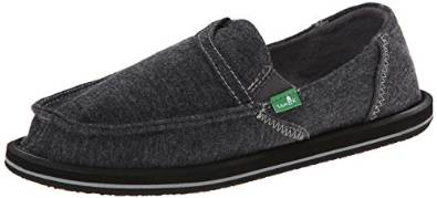 Sanuk Women's Pick Pocket Fleece Slip-On Loafer