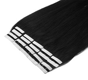 Skin Weft straight Real Hair Extensions