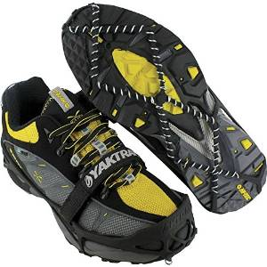 Yaktrax Pro Cleats for Ice and Snow