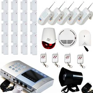 AAS-V600 Wireless Home Security System