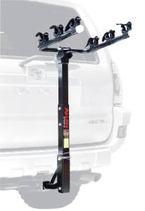 Allen 3-Bike Sports Deluxe Hitch Mount Rack (1.25 or 2-Inch Receiver)