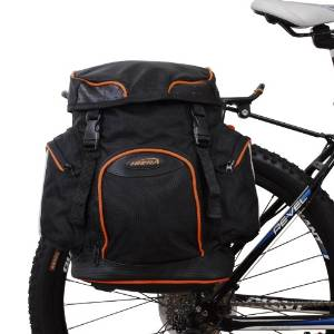 Bicycle Quick Clip-on Pannier from Ibera