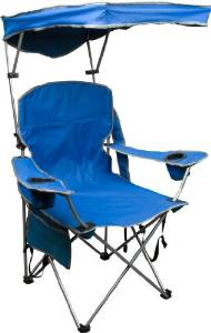 Bravo Sports Chair by Quik Shade  sc 1 st  Toppersworld : beach chair canopy - memphite.com