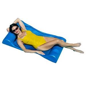 Deluxe Aqua Hammock Pool Float